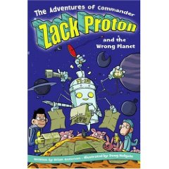 Zack Proton and the Wrong Planet