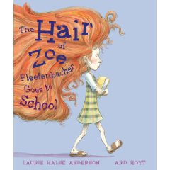 Hair of Zoe F