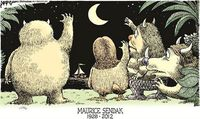 Sendak 1928 2012 cartoon