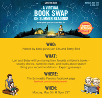 SRC Book swap event image
