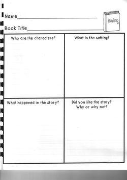 BlankCopyBookReport