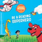 ReadingSuperhero