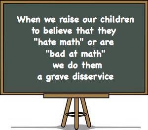 ChalkboardEaselBadAtMath