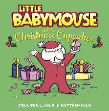 BabymouseChristmasCupcakes