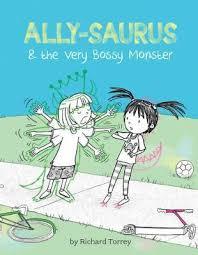 Ally-SaurusBossy