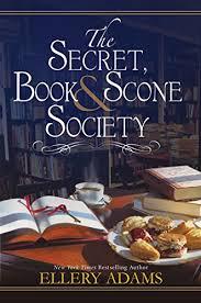 SecretBookScone