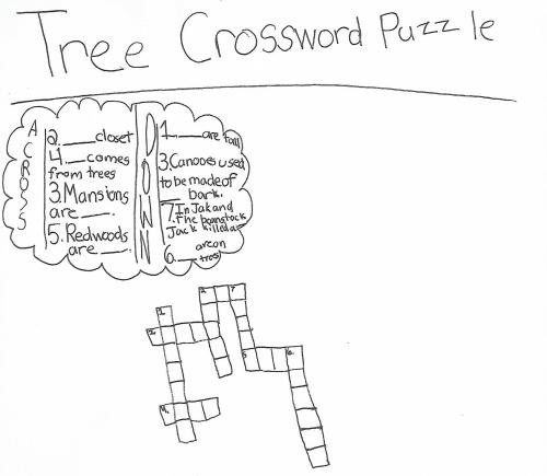 TreeCrossword